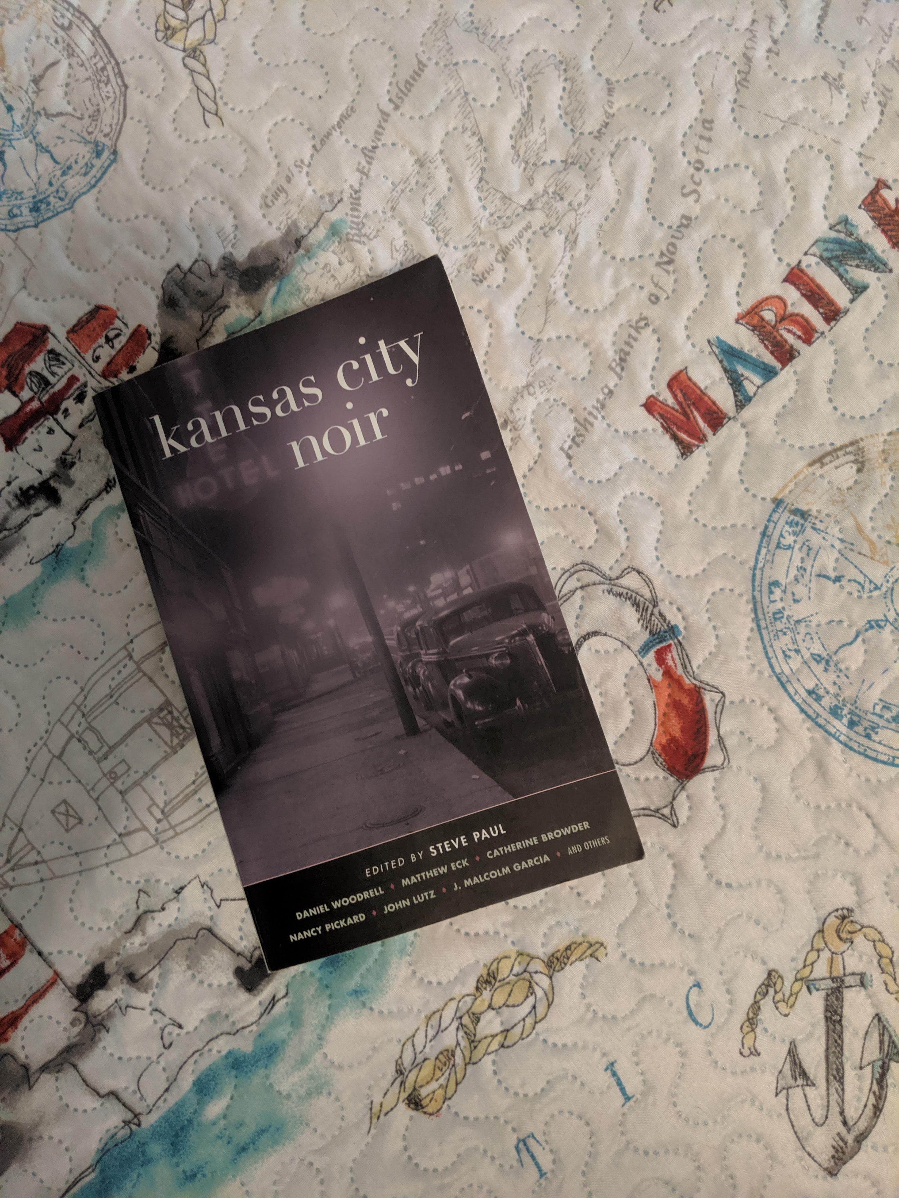 Kansas City Noir book