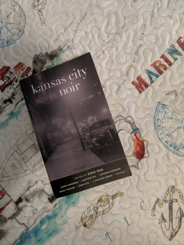 Kansas City Noir book